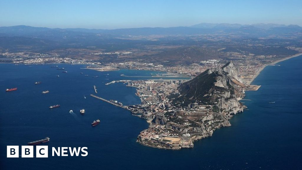 brexit spain calls for joint control of gibraltar bbc news