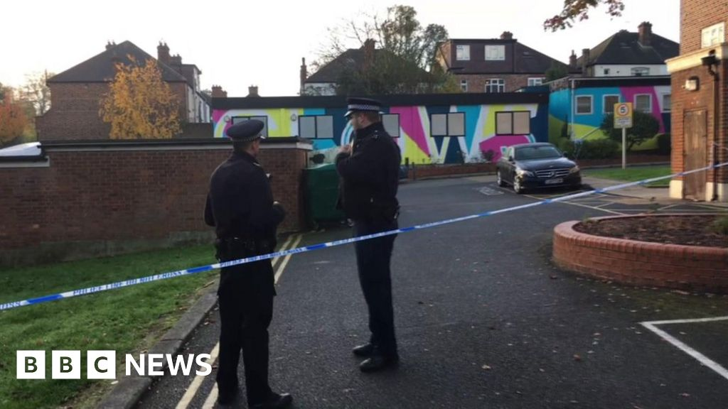 Boy, 16, 'stabbed to death' in south London - BBC News