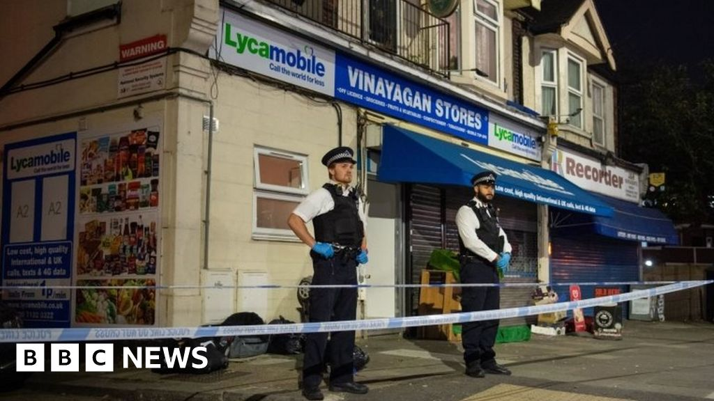 Ilford sting: toddler and three-year-old boy killed