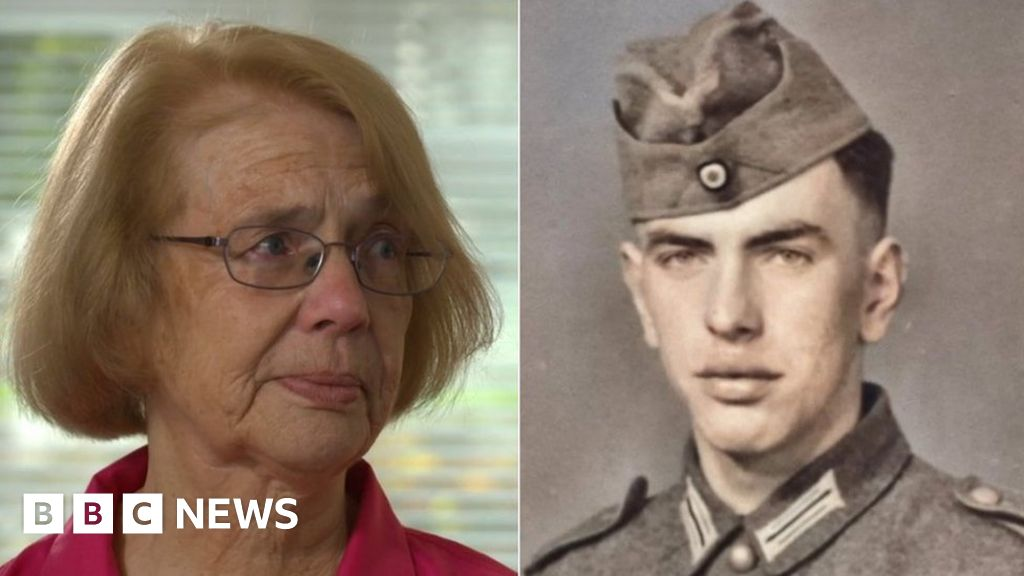 'My mother slept with the enemy in WW2'