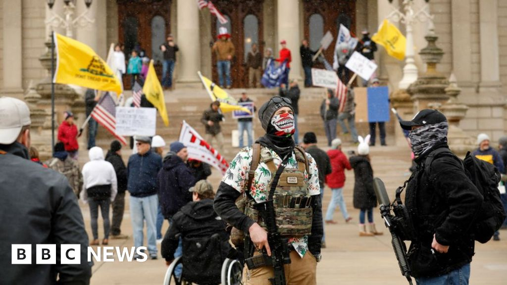 Michigan 'plot': Who are the US militia groups?