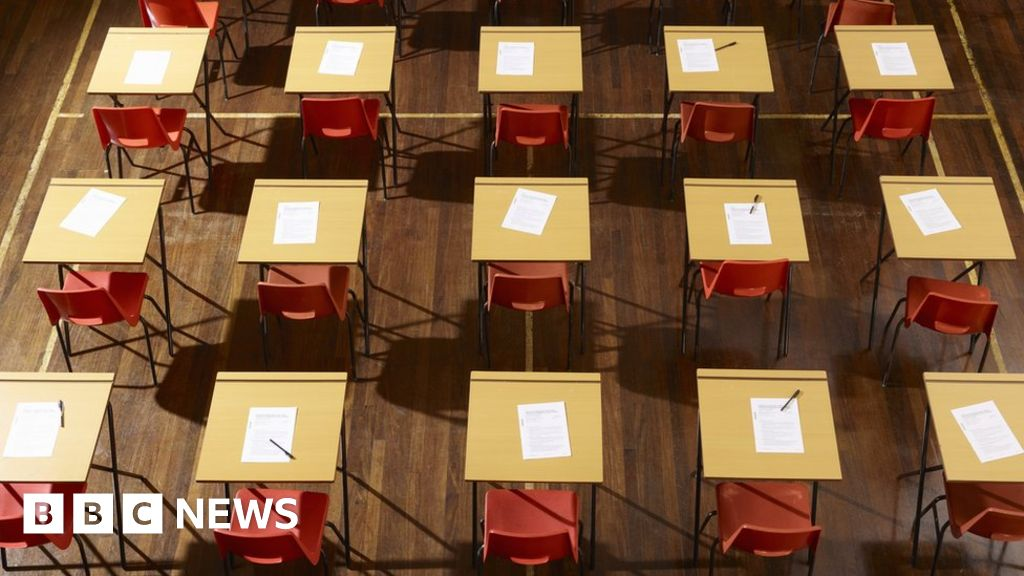 GCSE pupils 'over-tested' in some schools, says Weir