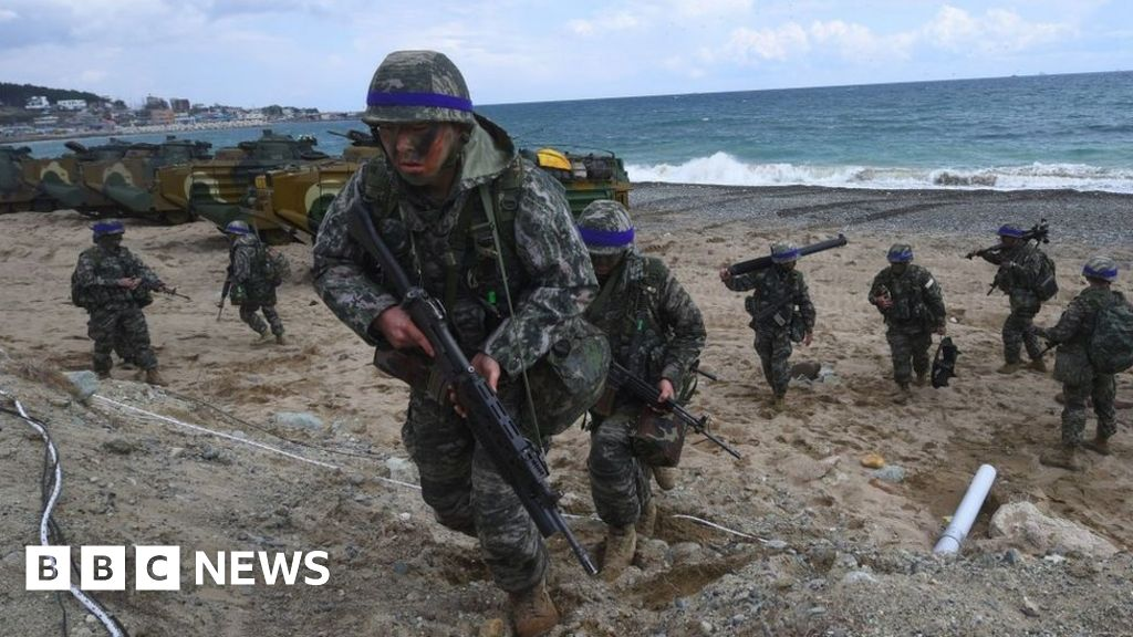 US and S Korea set date for military drills