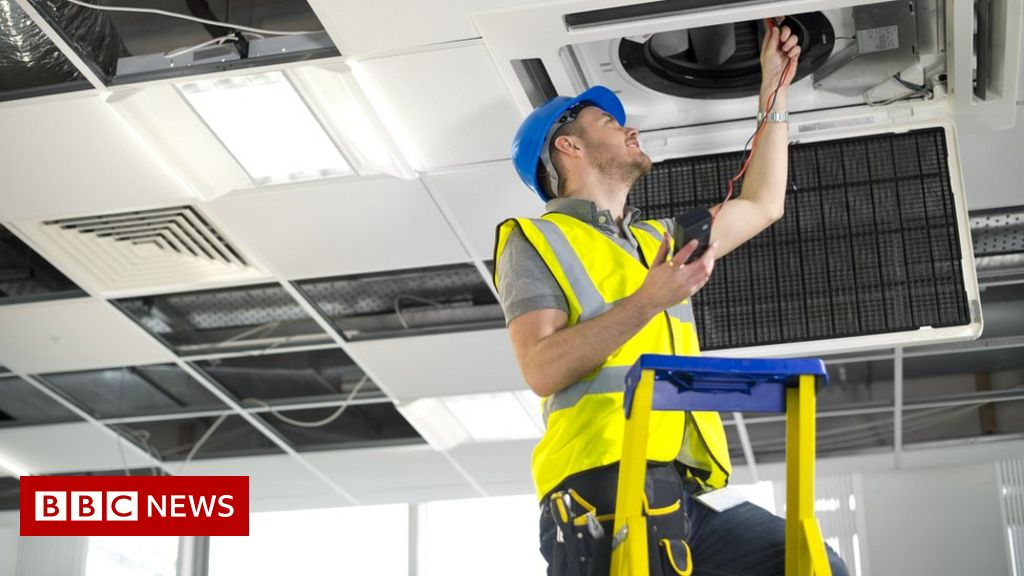 How clean is the air in your office?