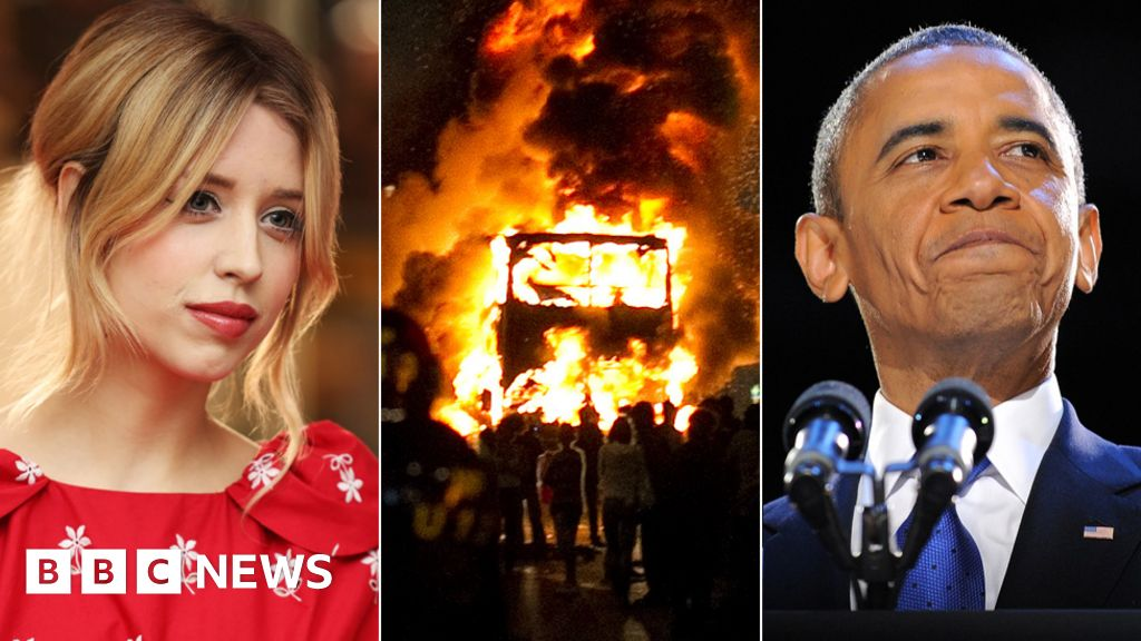 The most read BBC News stories of the last decade