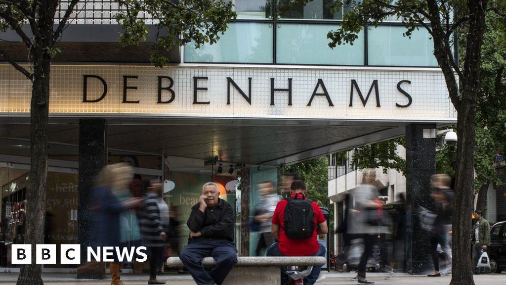 WH Smith halts Debenhams gift card sales