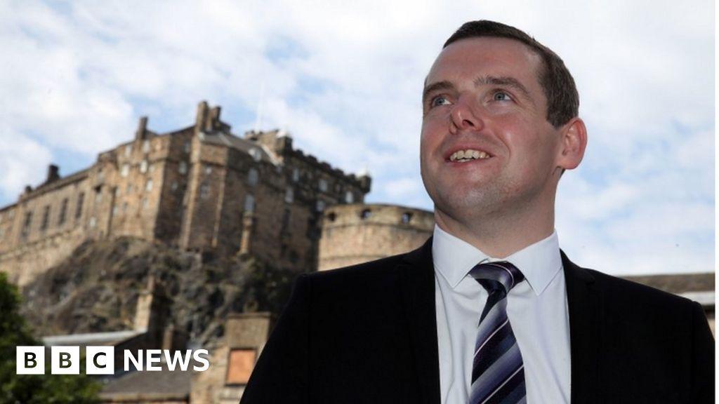 Douglas Ross confirmed as Scottish Conservative leader