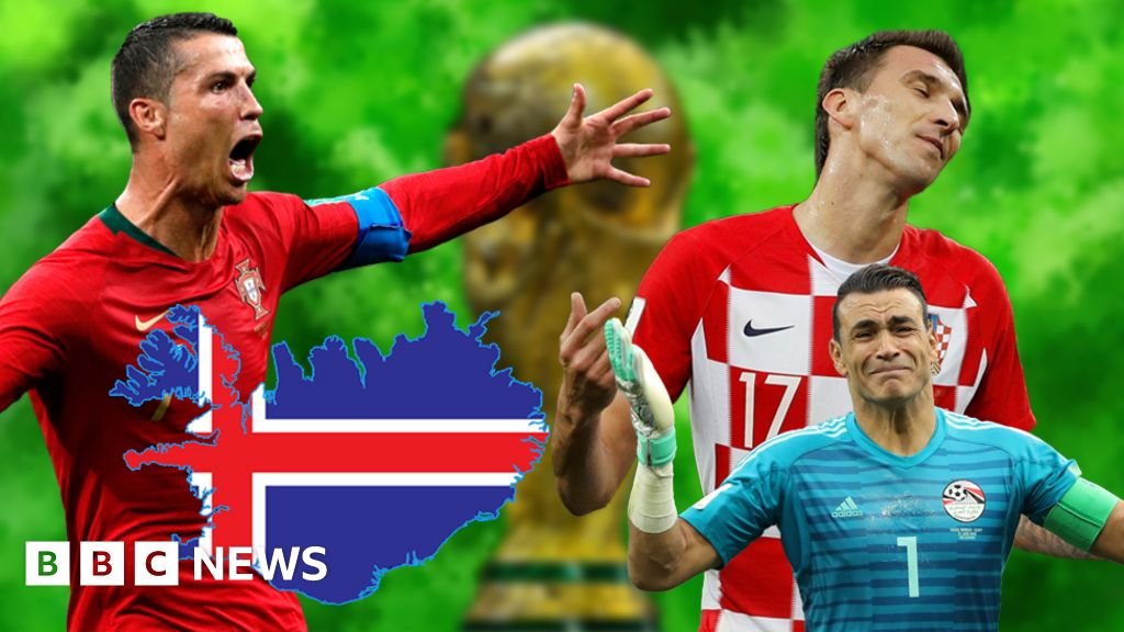 World Cup 2018: The records broken in Russia