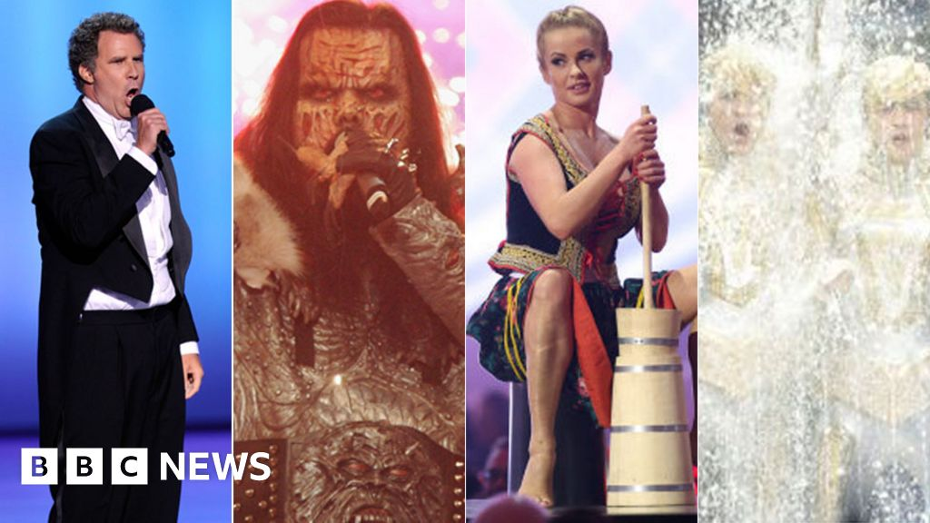 9 Eurovision moments to inspire Will Ferrell's Netflix comedy