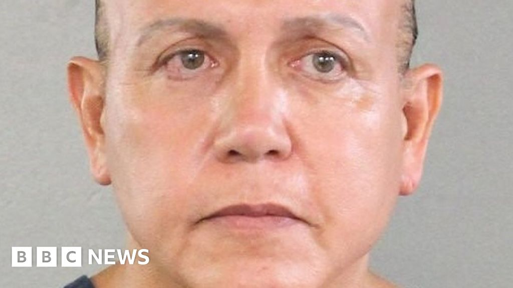 Man jailed for sending pipe bombs to Trump critics