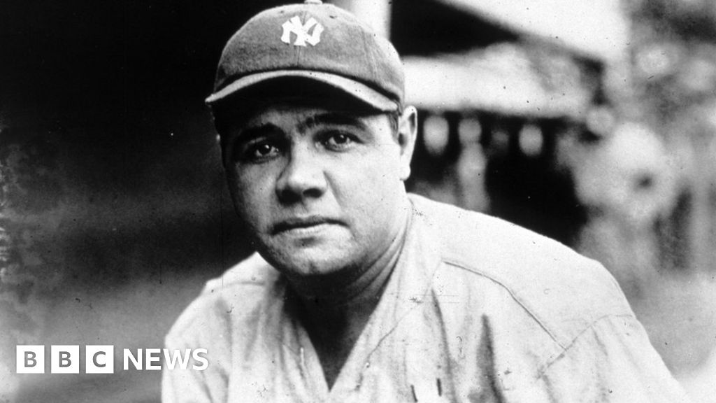 Babe Ruth jersey fetches $5.64m at auction thumbnail