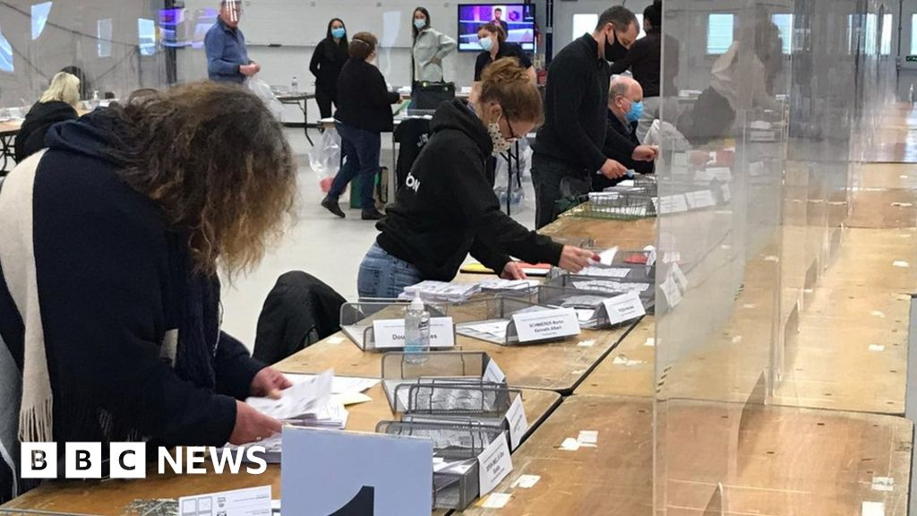 Elections 2021: Norfolk PCC election to count second votes