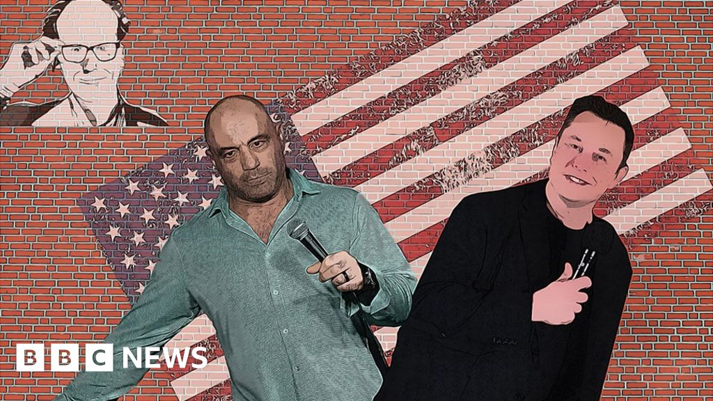 Who's Joe Rogan and is his podcast really worth $100m? ★★★☆☆