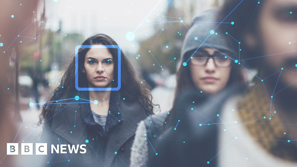 Central London in facial recognition trial