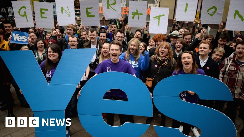 "Indyref2: What is the meaning of ""once in a generation"" mean?"