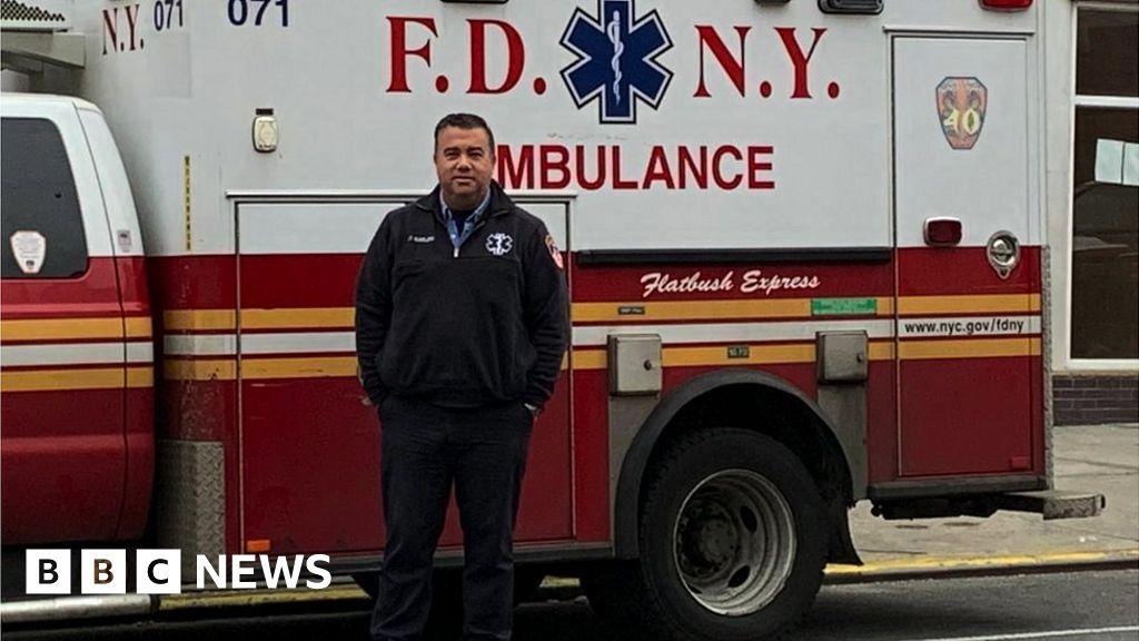Corona Virus in New York: the paramedic s diary