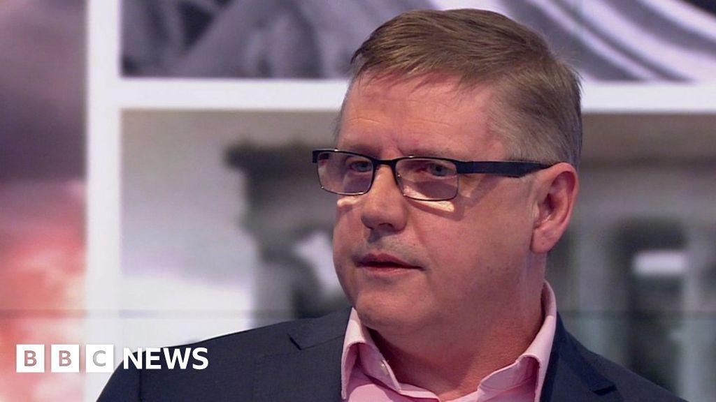 Is this Britain's most influential far-right activist? - BBC