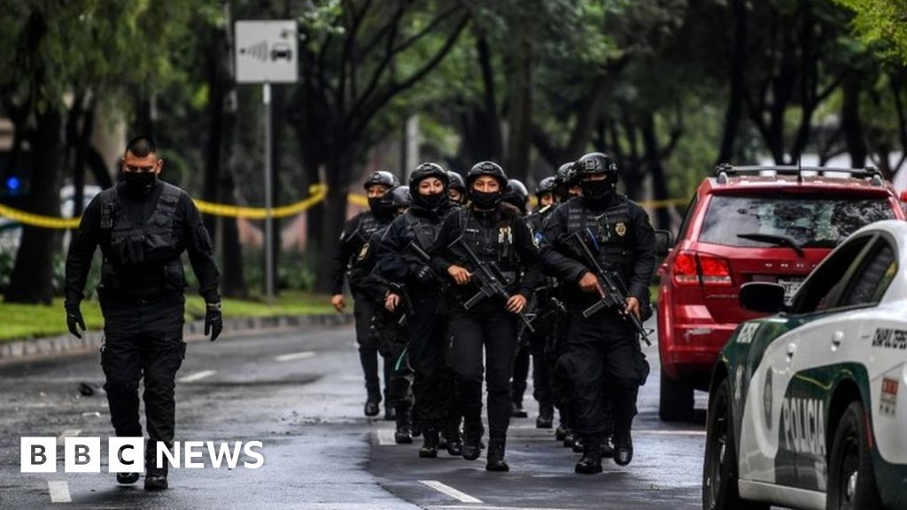 Mexico-crime: this Could be the bloodiest year on record?