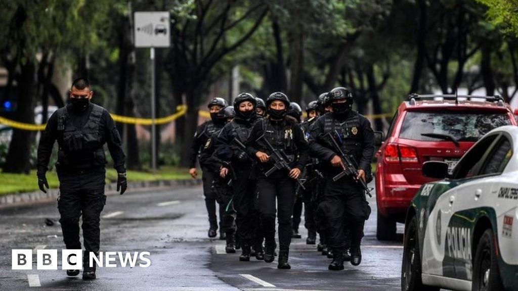 Drug Cartel Mexico - cover