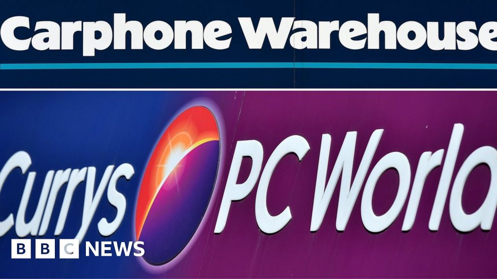 Dixons Carphone to close 134 stores BBC News