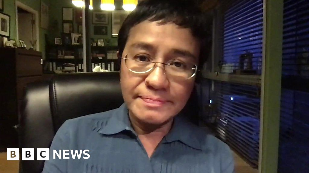Maria Ressa: There is so much at stake for us now thumbnail