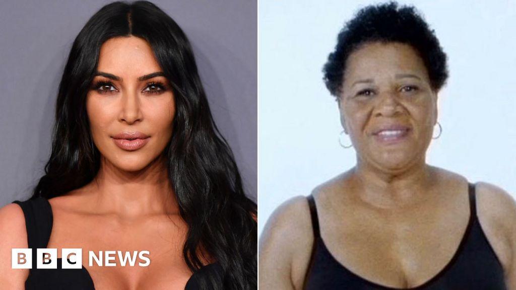 Freed Prisoner Alice Johnson Models Kim Kardashian West S Lingerie
