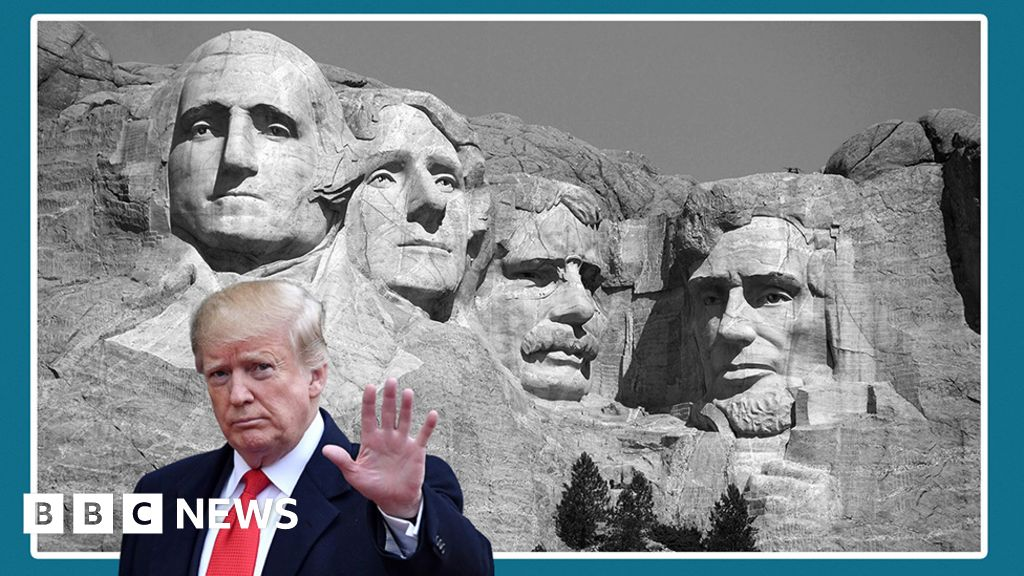 US historians on what Donald Trump's legacy will be
