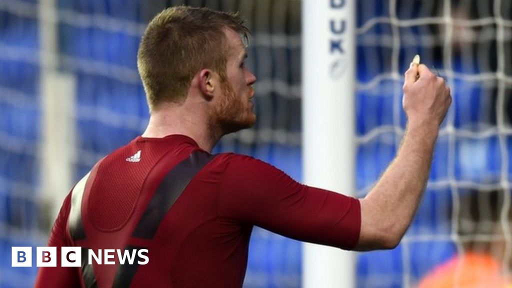 No Charges Over Coin Thrown At Chris Brunt