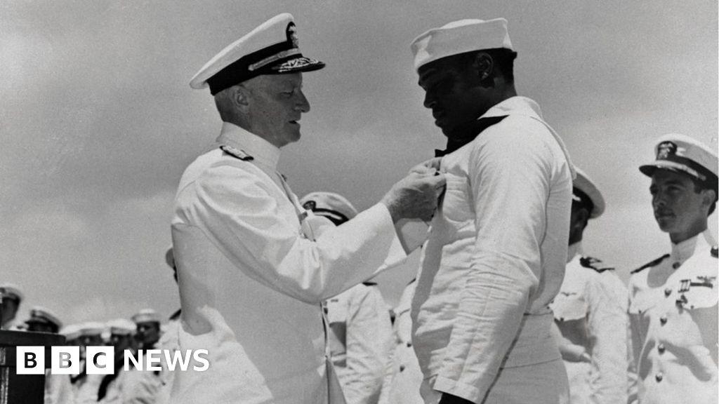 Doris Miller: the U. S. Navy aircraft carrier to honor black sailor