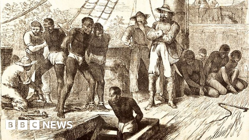 Glasgow University's 'bold' move to pay back slave trade profits