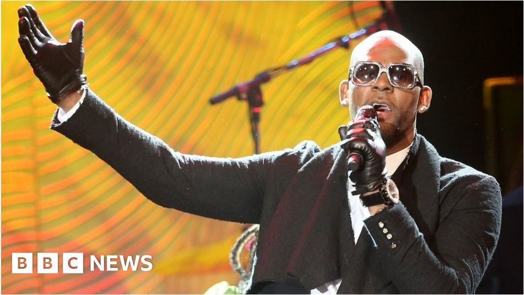 R. Kelly accused of abusing teenage boy he met in McDonald's – BBC News