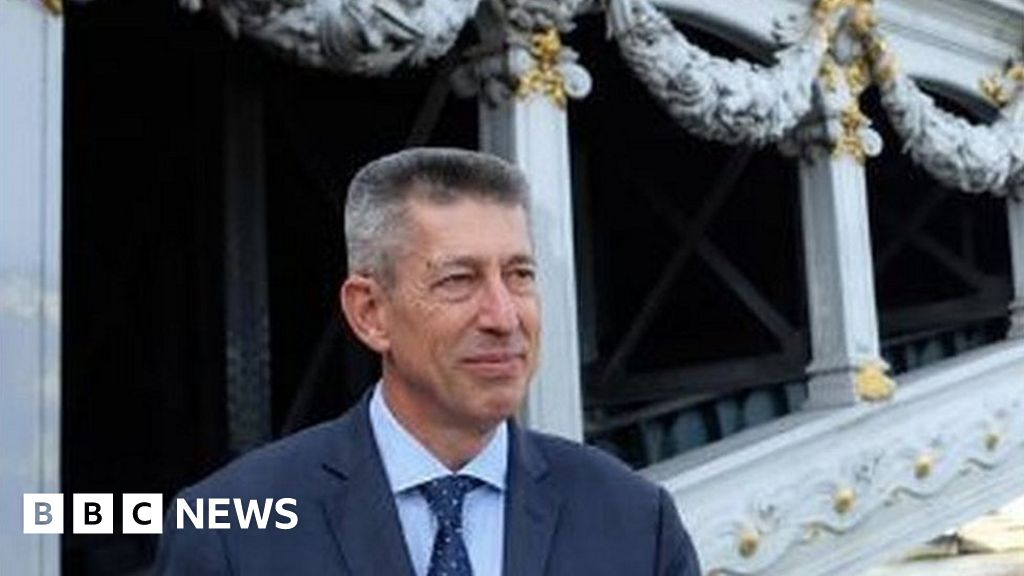 Belarus: French ambassador leaves Minsk after Minsk expels him