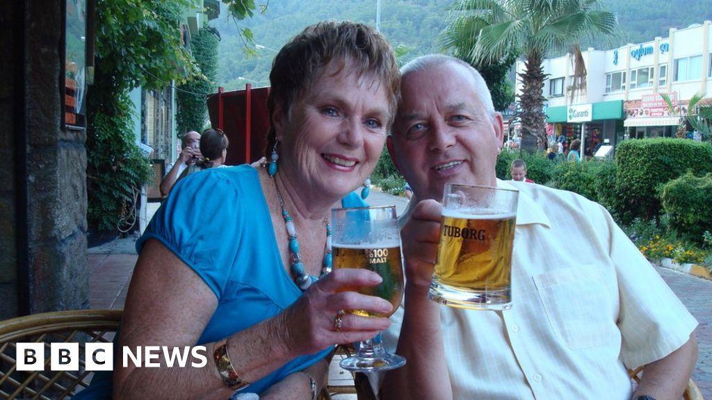 Hospital staff take ill woman to see dying husband by ambulance