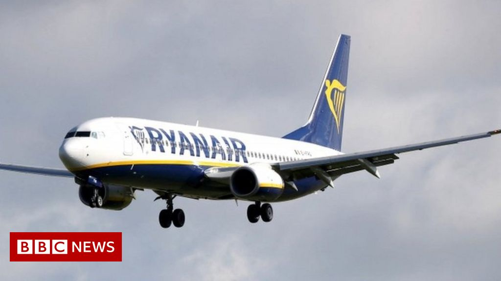 Coronavirus: Welsh Government asks Ryanair requested to postpone flights thumbnail