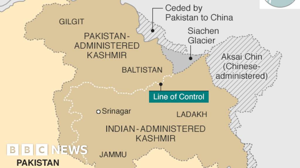 Kashmir territories profile - BBC News