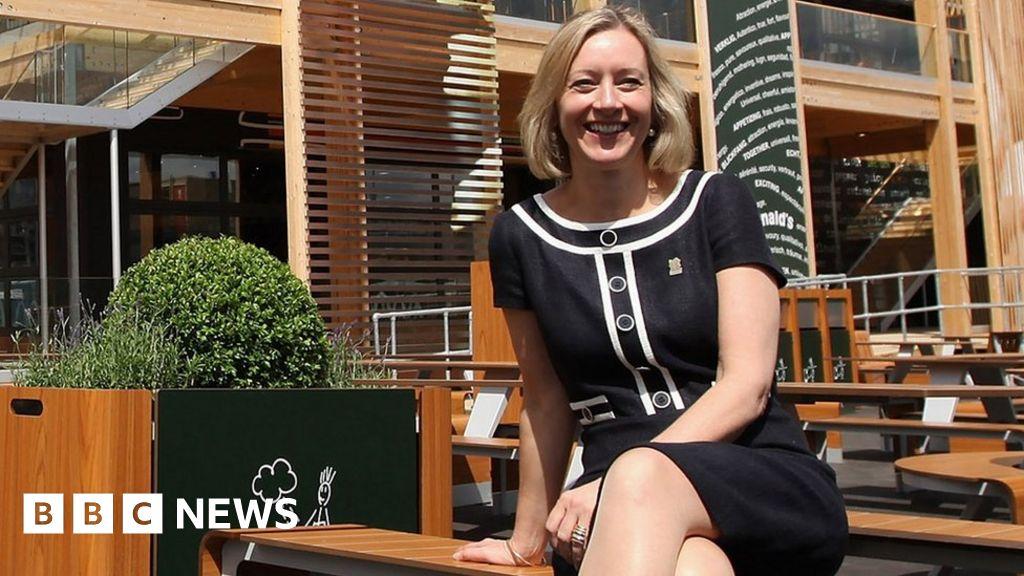 Marks & Spencer ousts fashion boss Jill McDonald