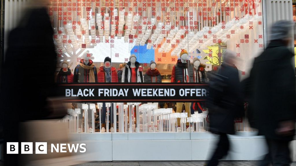 0a951864c96d6 Black Friday is 'bonkers' for retailers, say critics - BBC News