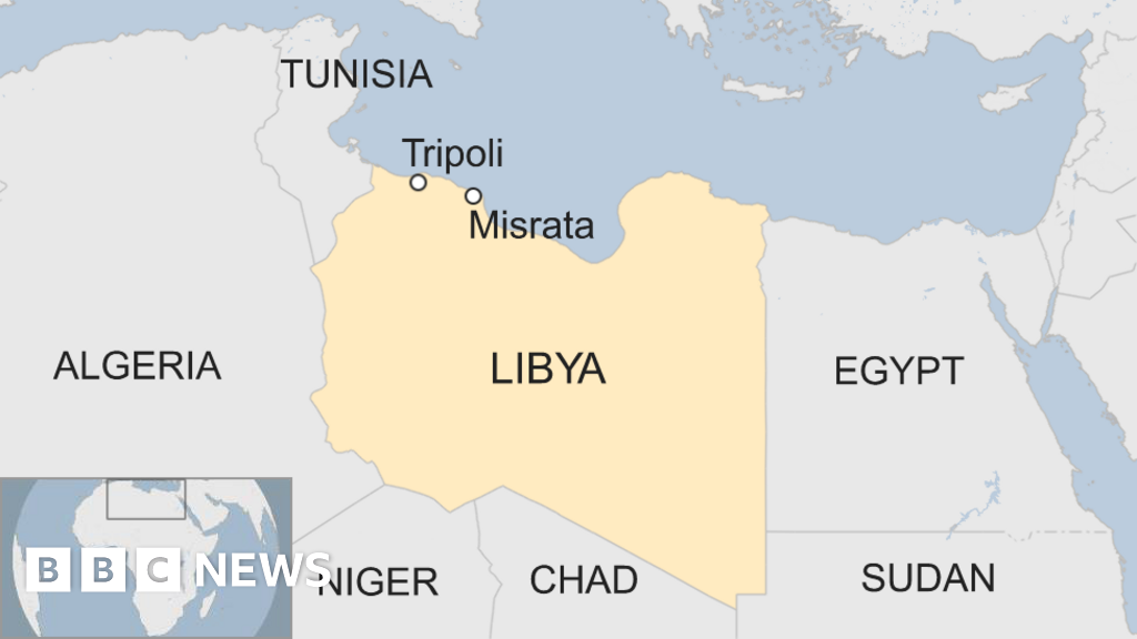 Libyan mayor mohamad eshtewi kidnapped and killed in misrata bbc news gumiabroncs Gallery