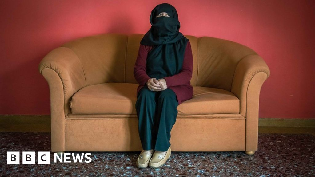Fleeing Afghanistan:  Women are imprisoned, while the criminals are free