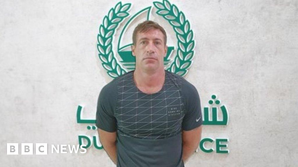 British fugitive Michael Moogan arrested in UAE over drugs plot