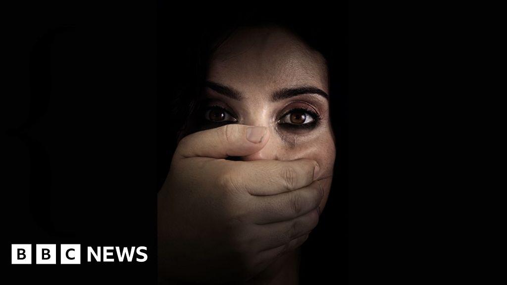 'My husband was an angel - then he raped me'