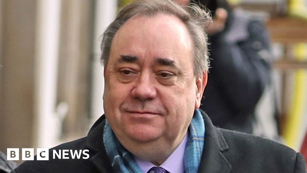 Alex Salmond case: witness says Prosecutor in the Bute House dinner