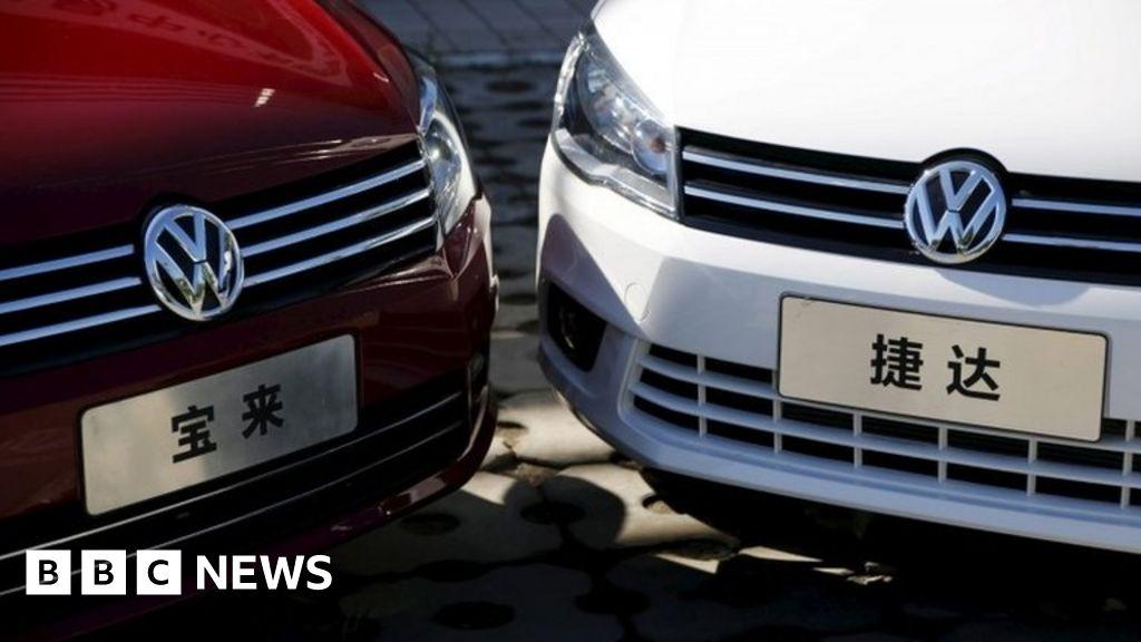 Volkswagen recalls Chinese cars