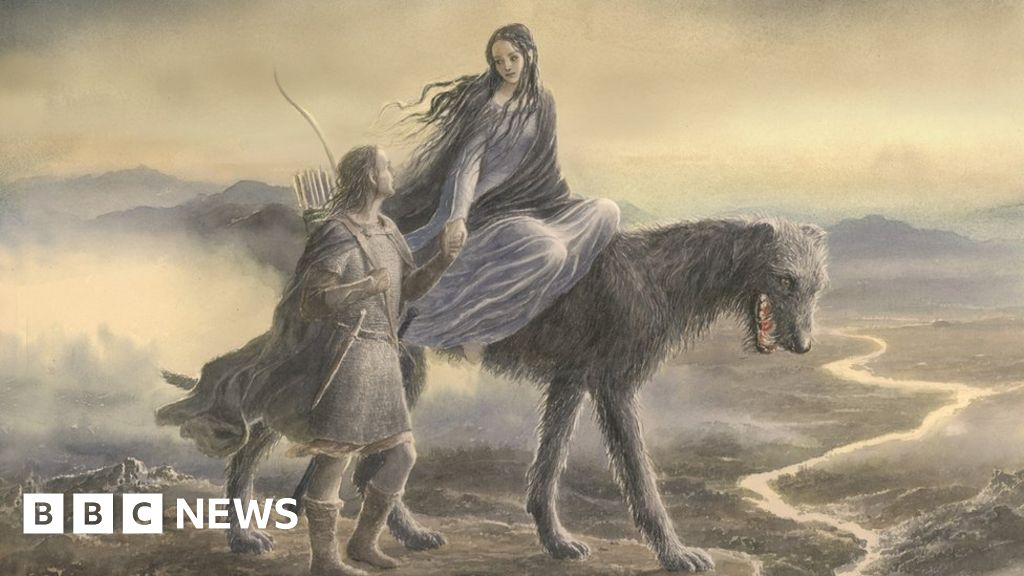 JRR Tolkien Middle-earth lovers feature in new exhibition ...