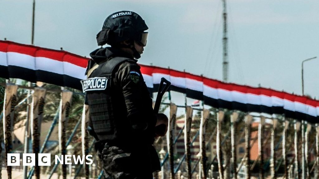 Egypt safer than US and UK - poll