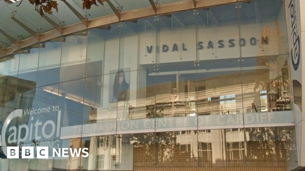 Vidal Sassoon S Cardiff Salon To Close With Job Losses Bbc News