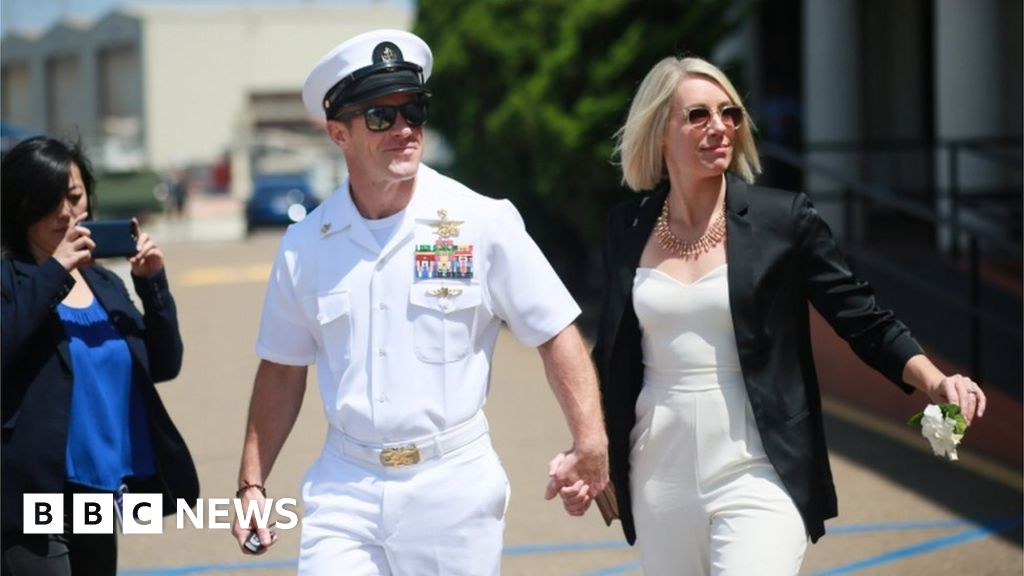 Navy Seal chief found not guilty of US war crimes thumbnail