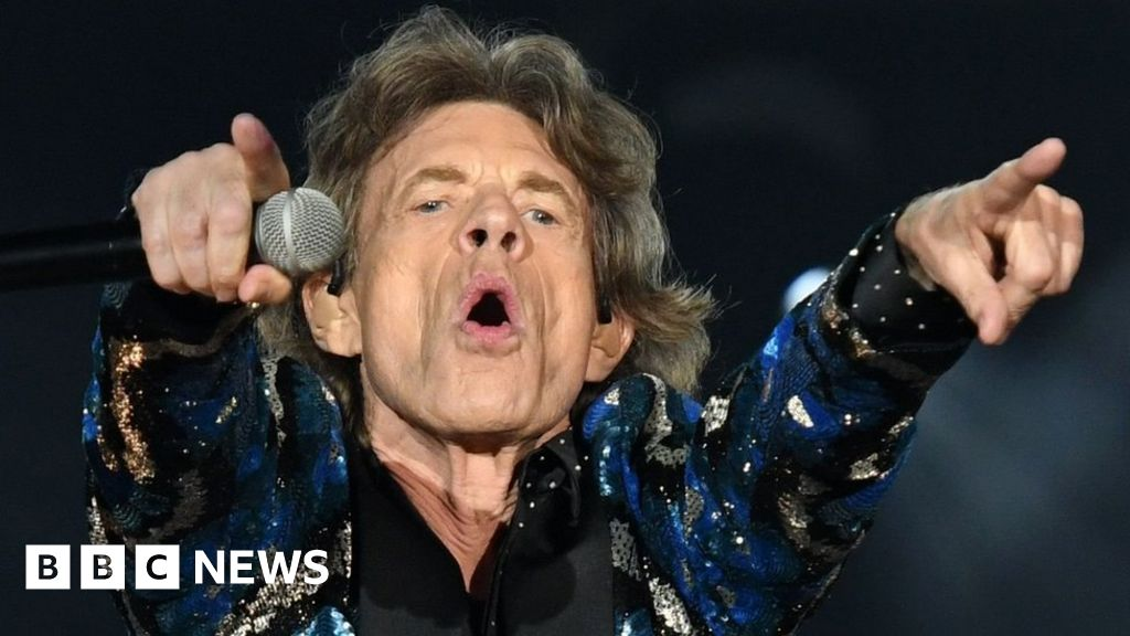 The Rolling Stones release their first new song in eight years, Lives In A Ghost town