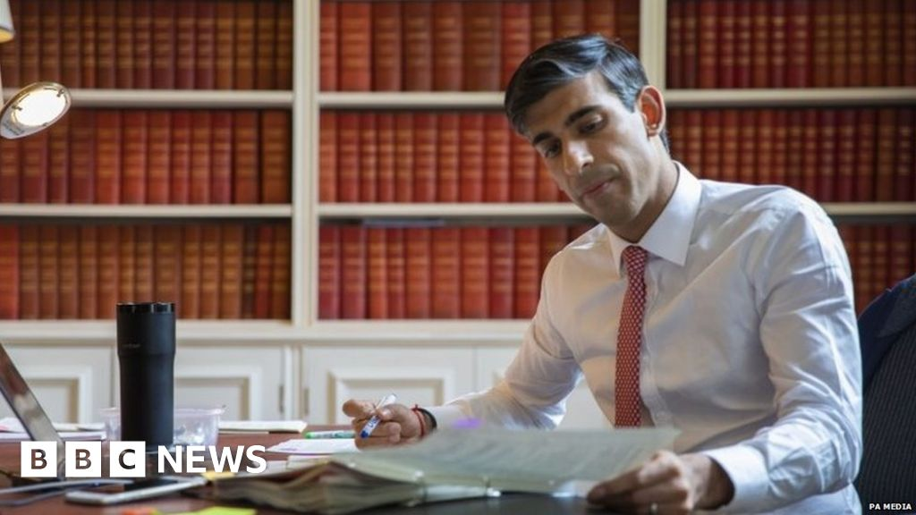 Coronavirus: Rishi Sunak to unveil 'kickstart jobs scheme' for young people - BBC News