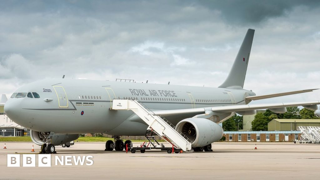 PM plane can be adjusted at a cost of £900,000